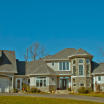 Custom Home - 951 Parkway Ave - Front